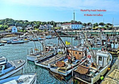 Eastport ME Harbor - Most Eastern in US