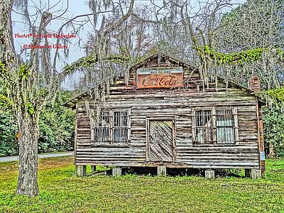 Low Country Long Gone White Oak Store