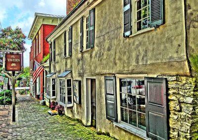 Old Abington - The Tavern 1