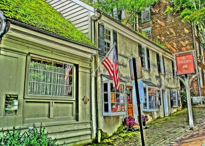 Old Abington - The Tavern