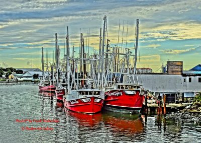 Red Boats of Beaufort