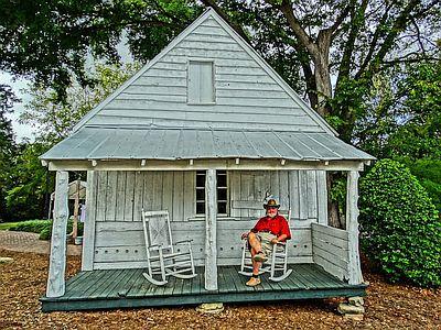 Frank Timberlake Little White House
