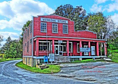 The Old Store at Wingina, Virginia