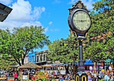 A Quarter to Three Savannah City Market