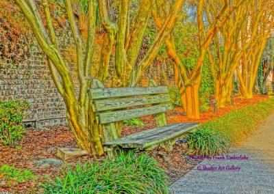 Inviting Savannah Bench
