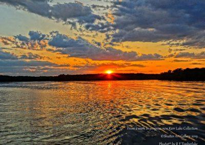 Kerr Lake Sun