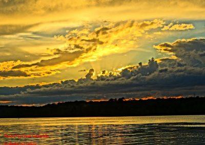 Lake A Fire