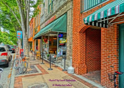 Middle Street Escape New Bern Collection