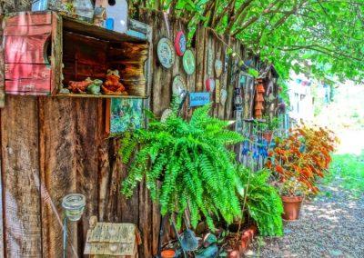 Miss Sues Garden Wall